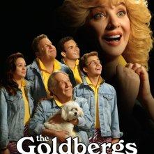 The Goldbergs: la locandina della quarta stagione