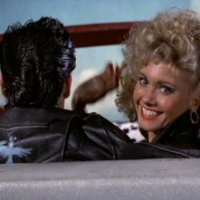 Olivia Newton John in Grease