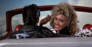 Olivia Newton John in Grease