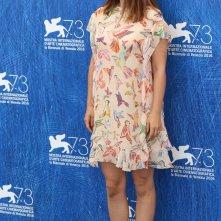 Venezia 2016: Natalie Portman al photocall di Planetarium