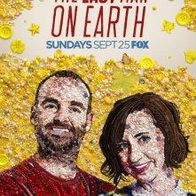 The Last Man on Earth: il poster per la terza stagione