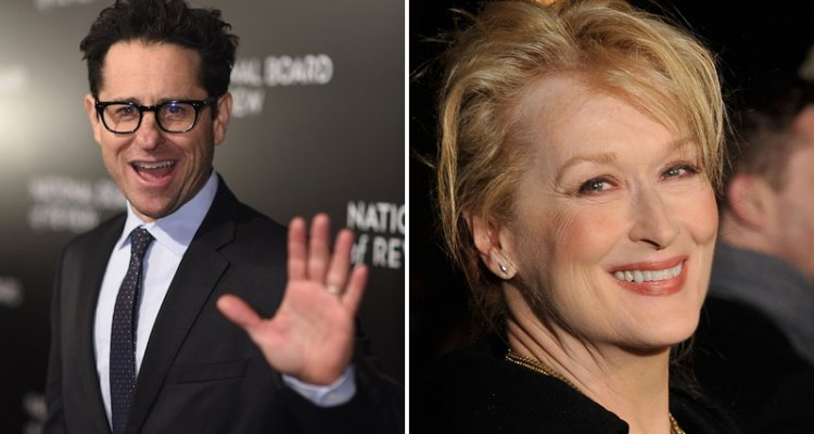 J.J. Abrams e Meryl Streep per la nuova serie The Nix