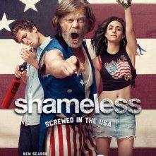 Shameless: un poster per la settima stagione