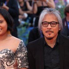 Venezia 2016: LAv Diaz sul red carpet della cerimonia di premiazione