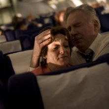 Becky London e Tom O'Rourke in United 93