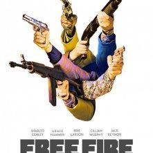 Locandina di Free Fire