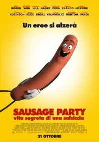 Sausage Party – Vita segreta di una salsiccia in streaming & download