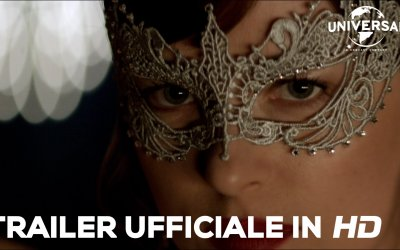 Cinquanta sfumature di nero - Trailer italiano
