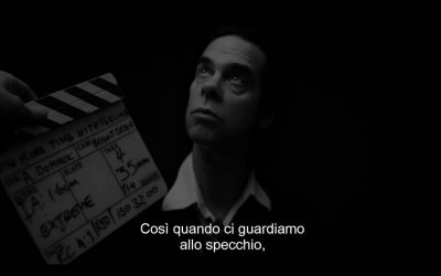 Nick Cave & The Bad Seeds - One More Time With Feeling - Trailer italiano