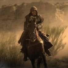 Assassin's Creed: Michael Fassbender a cavallo