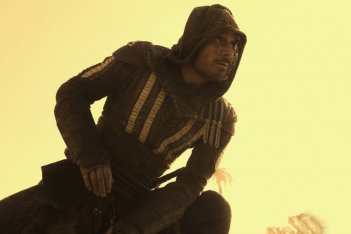 Assassin's Creed: Michael Fassbender in una foto del film