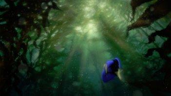 Alla ricerca di Dory: un momento del film di animazione