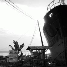 Figli dell'uragano: un'immagine tratta dal documentario