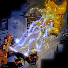 The Real Ghostbusters: un momento della serie animata