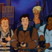 The Real Ghostbusters: un'immagine tratta dalla serie animata