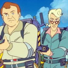 The Real Ghostbusters: un'immagine della serie animata