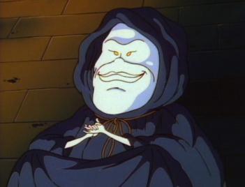 The Real Ghostbusters: un'immagine di Sandman