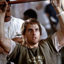 Nato il quattro luglio: Tom Cruise in una scena del film
