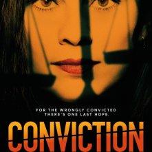 Conviction: una locandina della serie