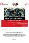 Locandina di Msf (Un)limited