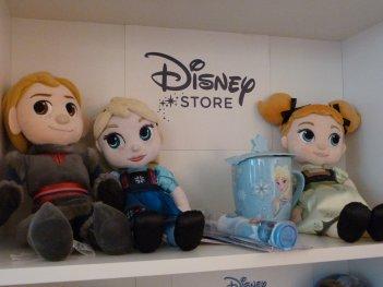 Disney - Natale a Settembre - Frozen - Bambole
