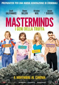 Masterminds – I geni della truffa in streaming & download