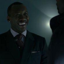Luke Cage: Mahershala Ali in una scena della prima stagione