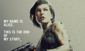 Resident Evil: The Final Chapter, il motion poster del film