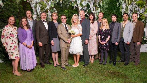 The Big Bang Theory, un'immagine della stagione 10
