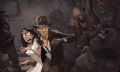 Indiana Jones: in arrivo il film d'animazione di Patrick Schoenmaker