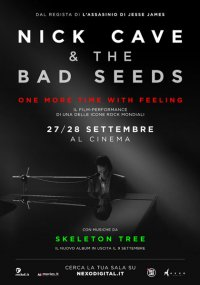 Nick Cave & The Bad Seeds – One More Time With Feeling in streaming & download