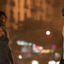 Luke Cage: Mike Colter in un momento della prima stagione della serie Marvel
