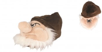 Disney - Natale a Settembre - Princess - Pantofole Brontolo