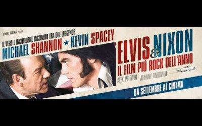 Elvis & Nixon - Trailer italiano
