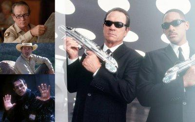 Tommy Lee Jones: 5 grandi ruoli