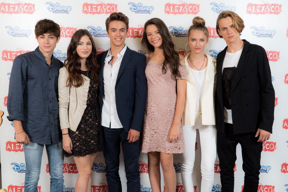 Alex & Co: il cast della terza stagione