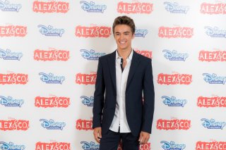 Alex & Co: un'immagine dell'attore Leonardo Cecchi