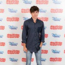 Alex & Co: una foto del giovane attore Federico Russo