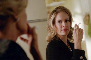 American Horror Story: Sarah Paulson in un'immagine della serie televisiva