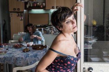 Indivisibili: Antonia Truppo in una scena del film