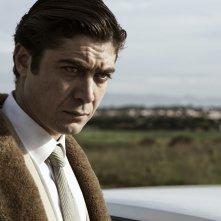 La verità sta in cielo: Riccardo Scamarcio in una scena del film