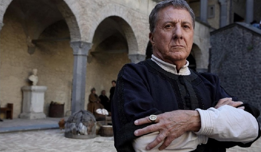 Medici: Masters of Florence: Dustin Hoffman un'immagine della serie