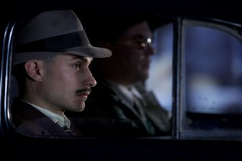 Neruda: Gael García Bernal in un'immagine del film