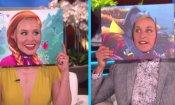 La principessa Anna di Frozen incontra Dory in un divertente video