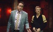 Dog Eat Dog: Nicolas Cage e Willem Dafoe nel poster e trailer