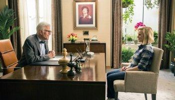 The Good Place: Ted Danson e Kristen Bell, protagonisti della serie