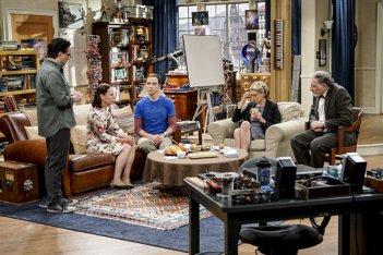 The Big Bang Theory: un'immagine della première della decima stagione
