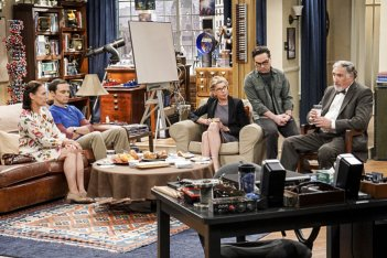 The Big Bang Theory: un attimo di tensione nella puntata The Conjugal Conjecture