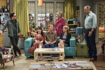 The Big Bang Theory: un'immagine della première