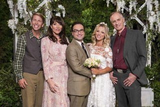 The Big Bang Theory: una delle foto delle nozze mostrate in The Conjugal Conjecture